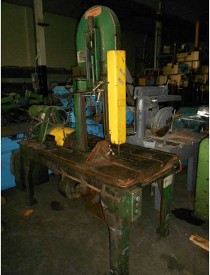Marvel 8 Vertical Band Saw