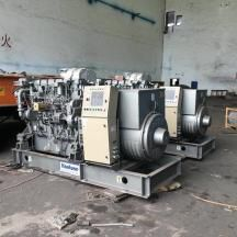 2 Mitsubishi S6R2-T2-MPTK Marine generator sets