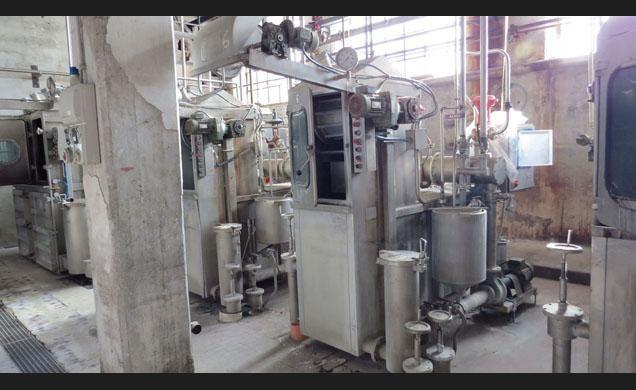 Minox Flow 50 Kg Atmospheric jet dye
