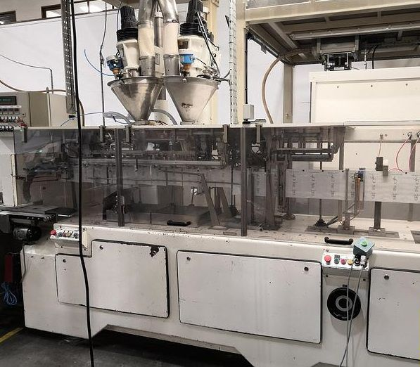 Volpak S-240D Sachet Filling Machine