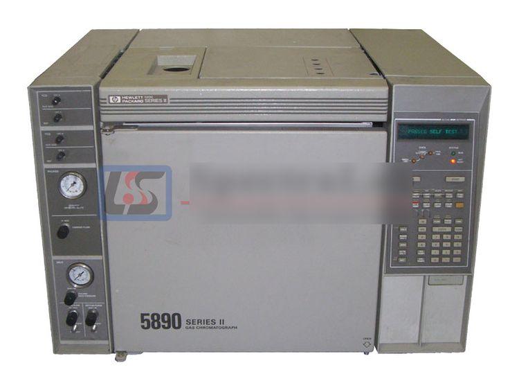 HP 5890 II GC Gas Chromatography