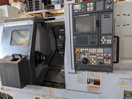 Mori Seiki Fanuc MSG-805 4500 RPM SL-204SMC 4 Axis