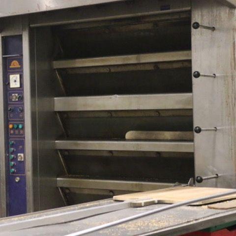Macadams Condor C12/5 Deck Oven