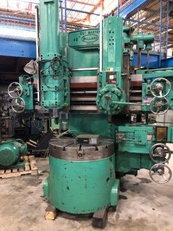 Bullard CUTMASTER Vertical Turning Machine