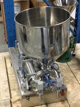 Other Table Top Pneumatic Twin Head Piston Filler