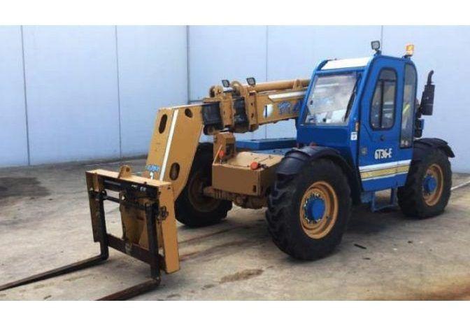 Omega 6T36E Telehandler 1,000 - 3,000kg
