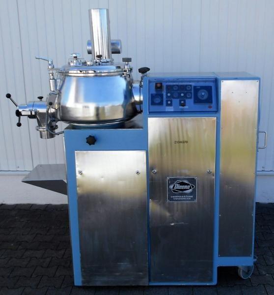 Diosna P 100 Mixer / Granulateur
