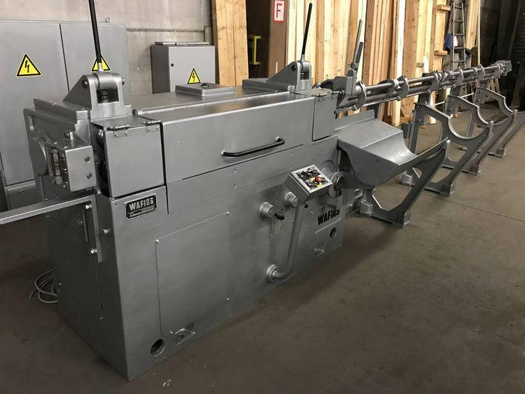 Wafios R 5 Straightening and cutting machine