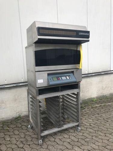 Debag BR mini shop baking oven