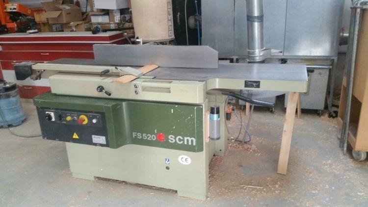 SCM FS 520
