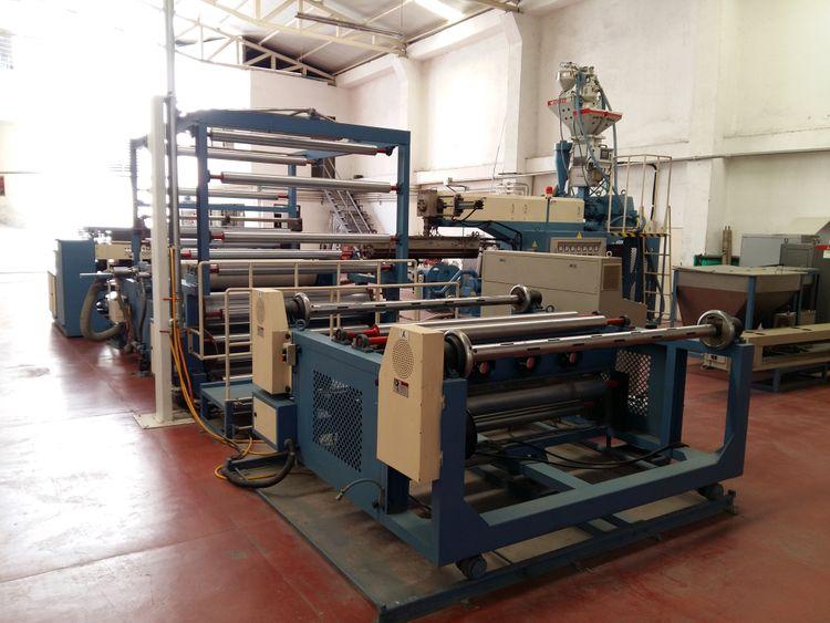 PP and PE large format laminating machine ATEMPLAS LA90-16SD