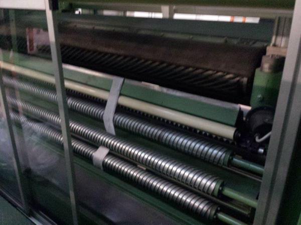 Sperotto rimar CALIBRA 200 Cm Shearing machine