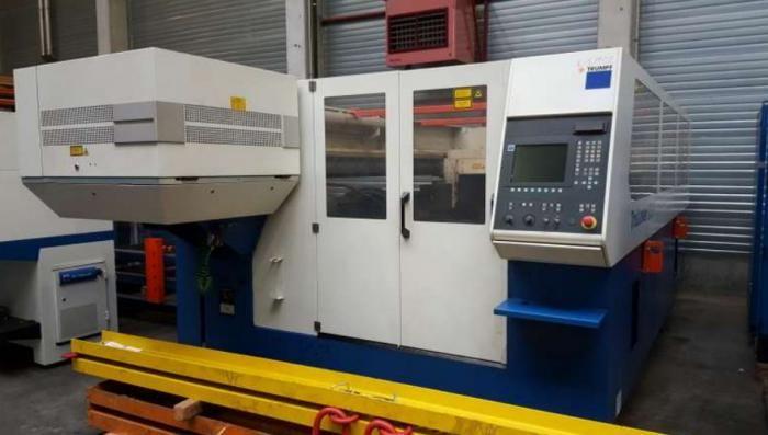 Trumpf TRULaser 3030 CNC Control