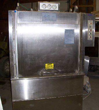 Alvey FL-2S, Rack Washer