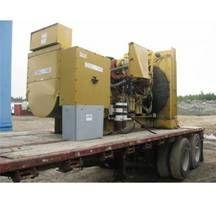 2  3412 Diesel Genset 725KW