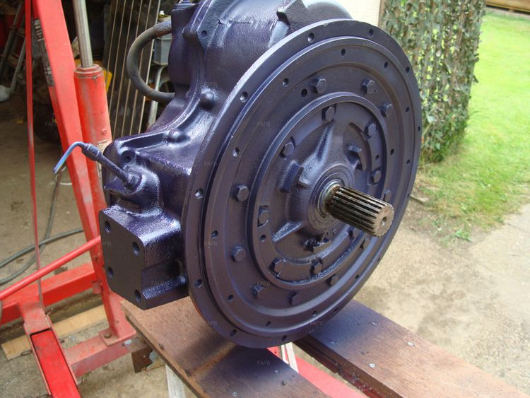 twin disc MG507A reduced