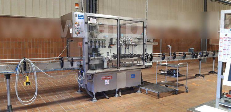 Bertolaso Overcapping machine