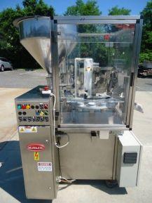 Kalix KX-400, TUBE FILLING/SEALING MACHINE
