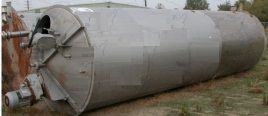 Valley Foundry Vertical Single Shell Tank 4,000 Gallon