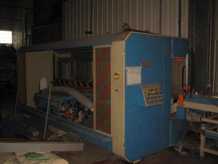 La meccanica PAKO3500/F