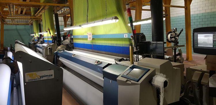 2 Picanol Gammax 340cm Prepared