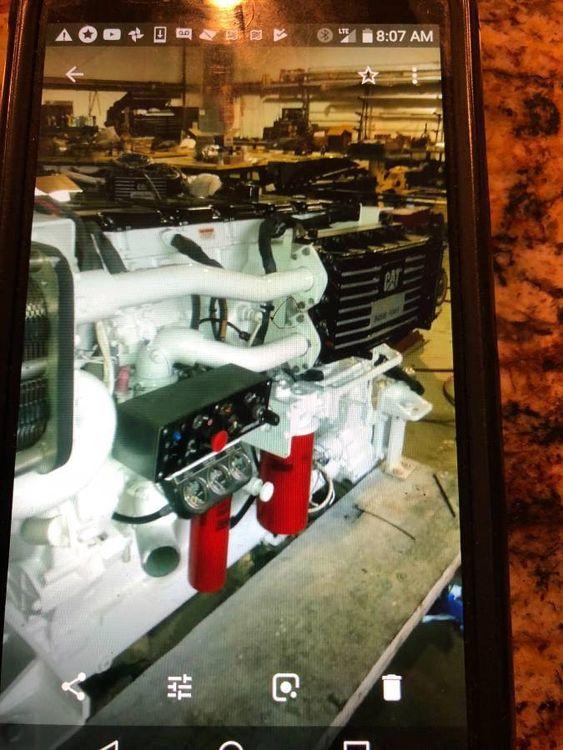 CAT 3406E Rebuilt 3406E 800HP