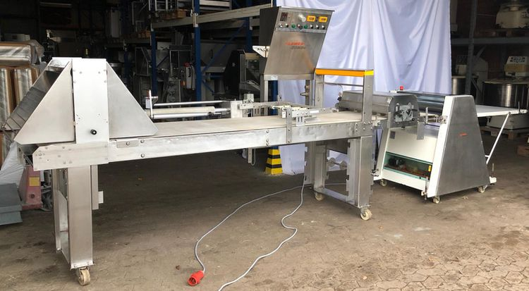 Seewer Rondo SPF 601 A Fine pastry line