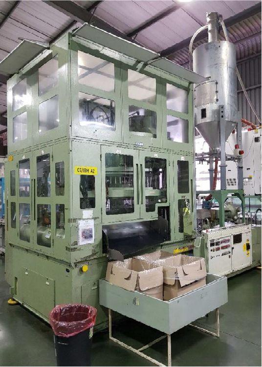 Aoki SBIII 500LL-75 Injection Stretch Blow Moulding machine