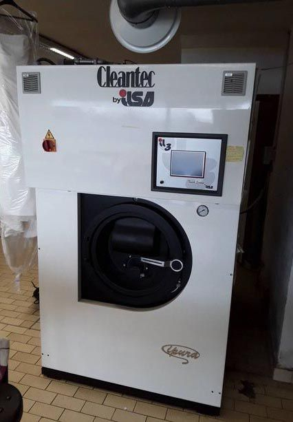 Ilsa Cleantec Dry cleaning