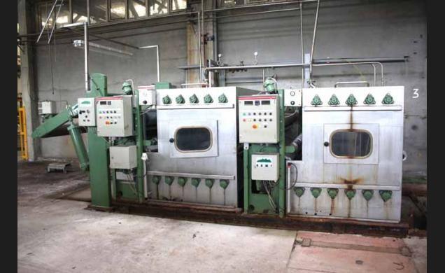Babcock Open width washing machine