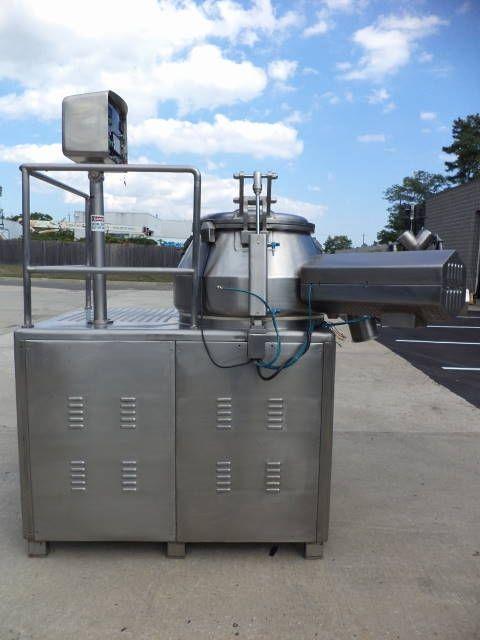 Sams 150 Liter High Speed Pharmaceutical Mixer/Granulator
