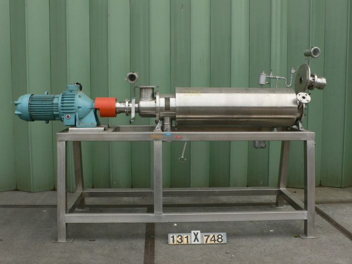 Other RL-2 Scraped surface heatexchanger