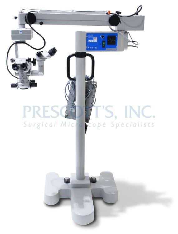 ZEISS Opmi MDU/S5 Microscope