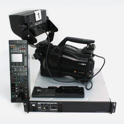 Sony HSC-100RT HD/SD Triax System Camera