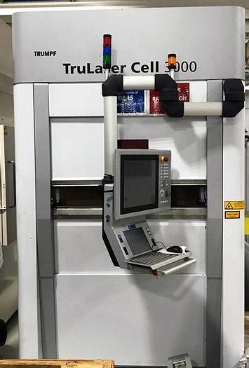 Trumpf Cell 3000 / TruMicro 7240 CNC Control