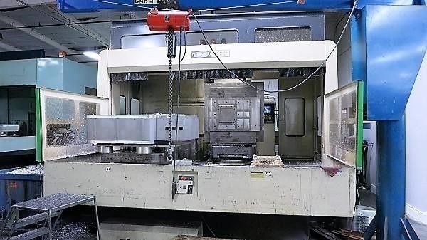 Toshiba BMC 100E 4 Axis