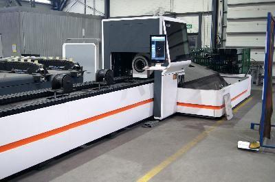 BODOR T6E pipe and profile cutting laser CNC Control
