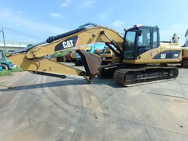 Caterpillar 320D Excavator