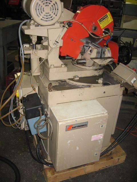 Kalamazoo M/N FA 350SA Cut-Off semi automatic