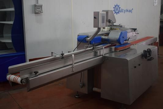 Others MACHINE FOR POSITIONING OR PLACING SAUSAGES IN TRAYS