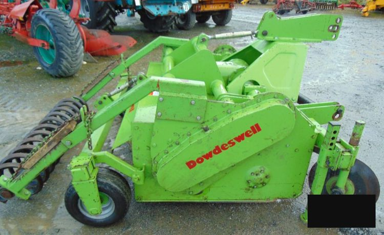 Dowdeswell BV1600 Cultivation