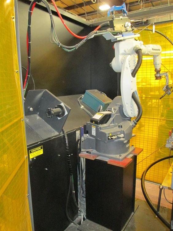Panasonic TA-1000 Welding Robot 6 Axis 2010