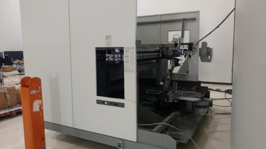DMG DMC 125FD 4 Axis