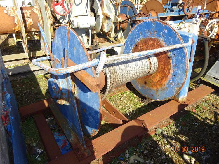 Noerlau Life line Aux. winch High Pressure Winch & Netdrums