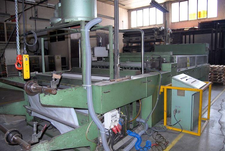 Elwa, Gunter EL.B.FA Bag making machine