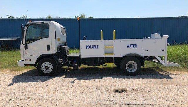 Isuzu NPR Potable Water Truck