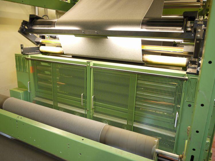 Mahlo RFMC - 94H weft straightener