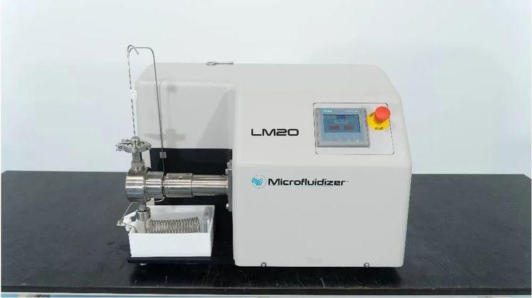 Microfluidics LM20 Microfluidizer Processor