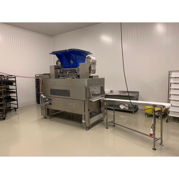 Kemper, WP Pane Pur Dough Strip Line 800 kg dough/ hour