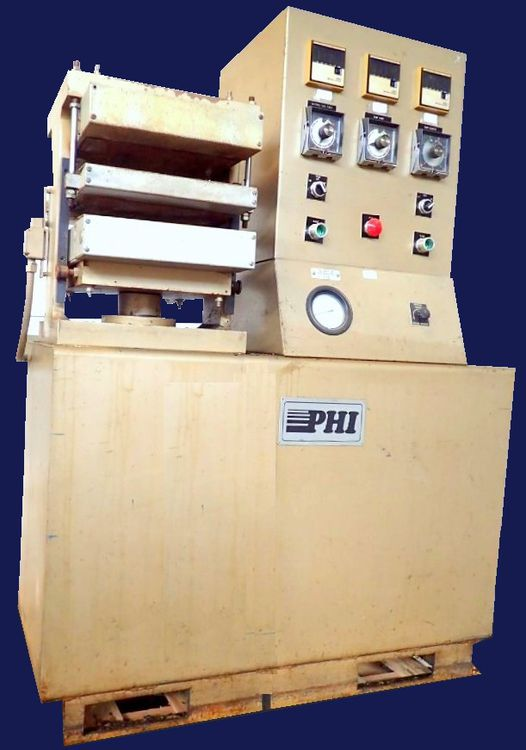 PHI SELF CONTAINED HYDRAULIC PRESS